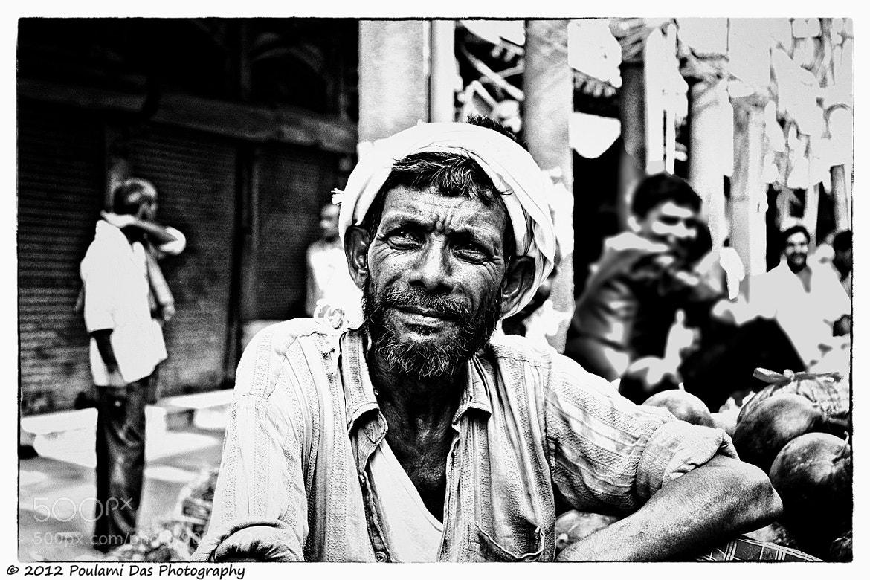 Photograph Rafik by Poulami  Das on 500px