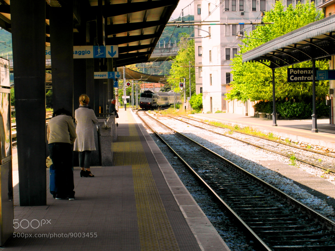 Photograph Stazione by AntonelloBerardi on 500px