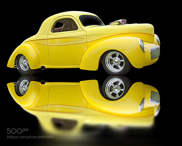 Photograph 1941 Willys by Bob Jensen on 500px