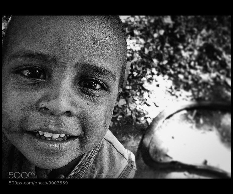 Photograph the eyes.. by Anustup Saha on 500px