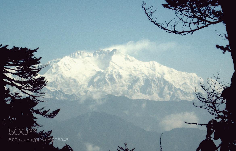 Photograph kanchanjungha... by Amitrajit Niyogi on 500px