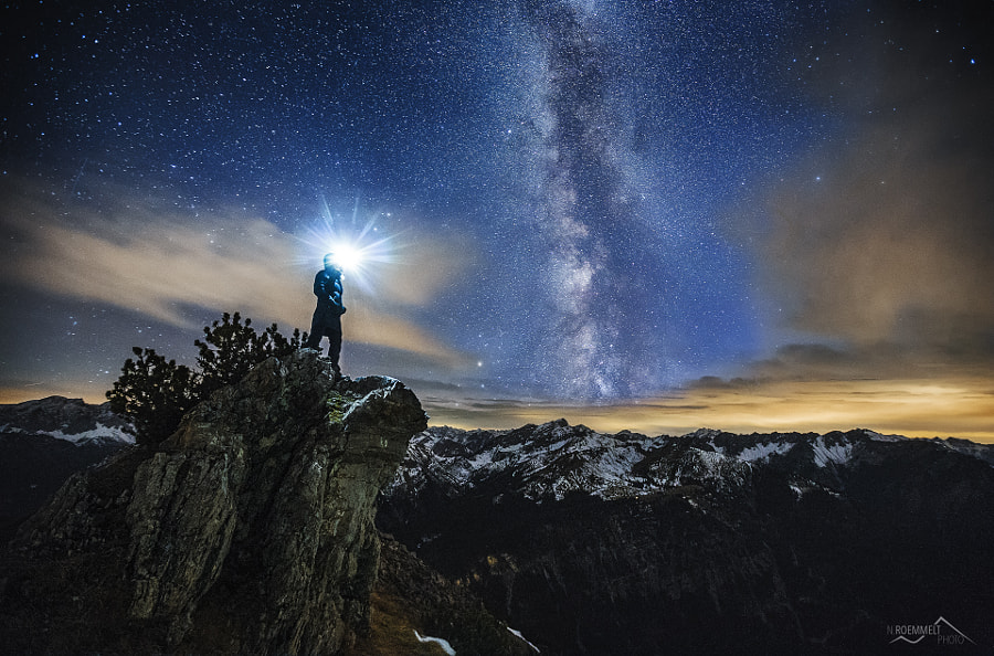 Photograph Stargazer by Nicholas Roemmelt on 500px