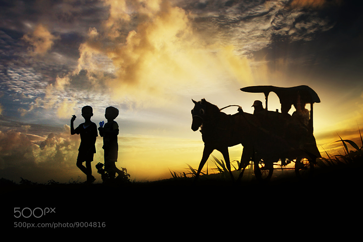 Photograph Go Home - 3 by 3 Joko on 500px