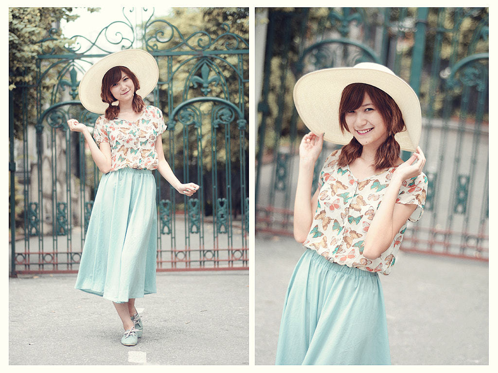 Photograph Lovely lady by Tuấn Anh on 500px