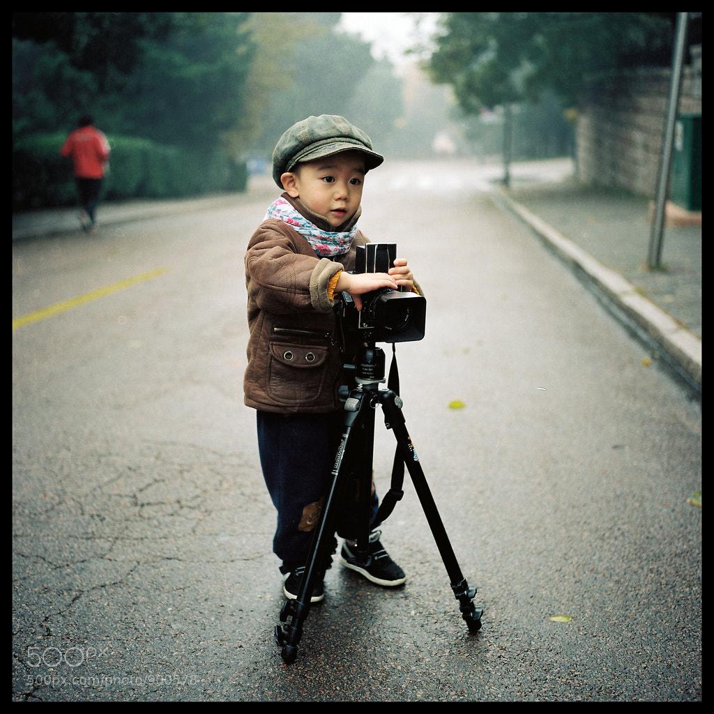 Photograph Boy   by xiangyangdu on 500px