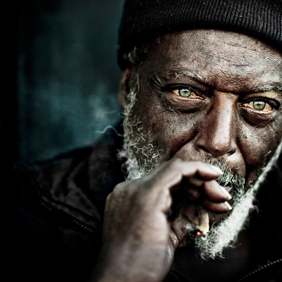 Photograph Skid Row by Lee Jeffries on 500px