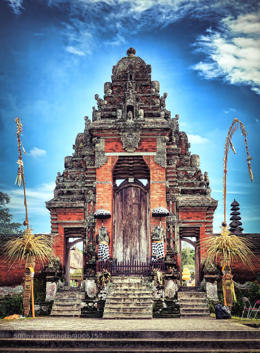 Photograph Bali Style Temple by Eric Edouard Amilhat on 500px