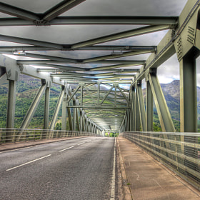 Ballachulish Bridge by Hilda Murray (HildaMurray)) on 500px.com