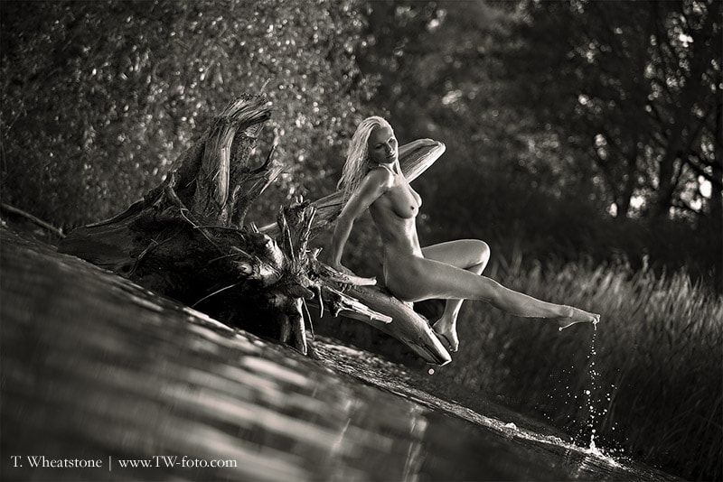 Photograph at the lake by Tobias Wheatstone on 500px