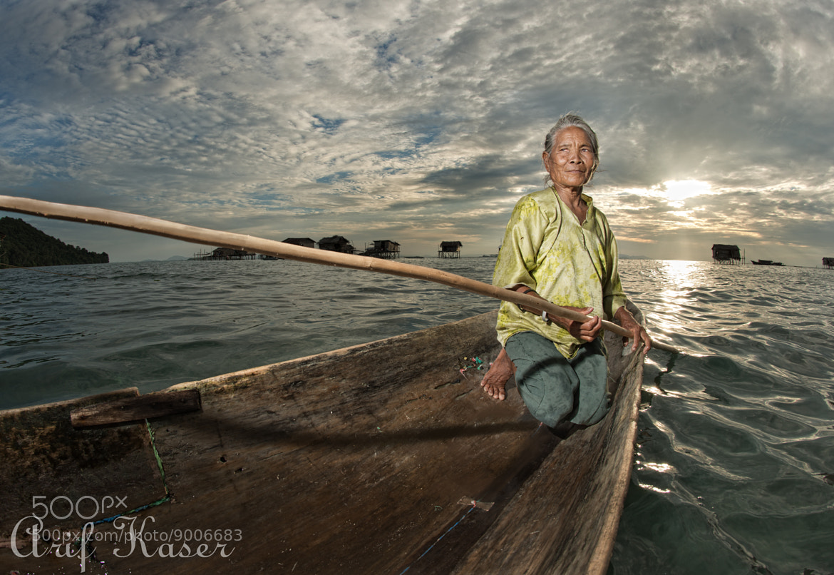 Photograph Old Sea Gypsy Lady Of Maiga by Arif  Kaser on 500px