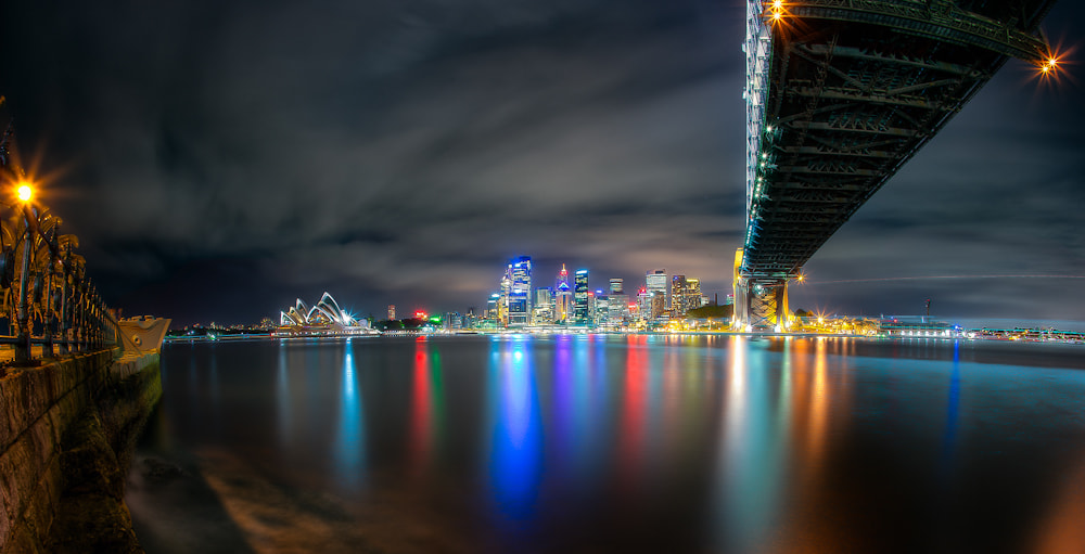 Photograph Harbour Lights by Jimmy - on 500px