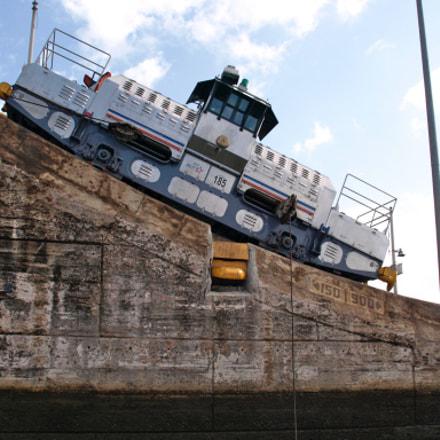 Panama Canal Engin