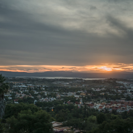 The Sun sets over San Miguel de Allende - Guanajuato, Mexico