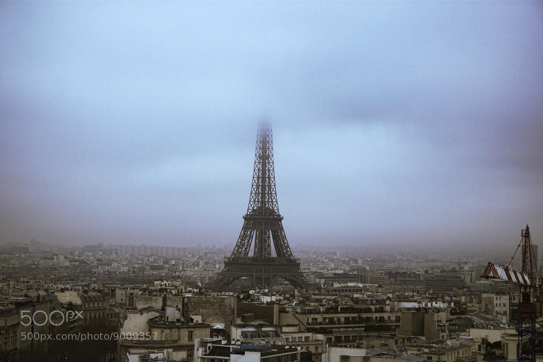Photograph Eifel fog by Carlos Garcia Sanchez on 500px