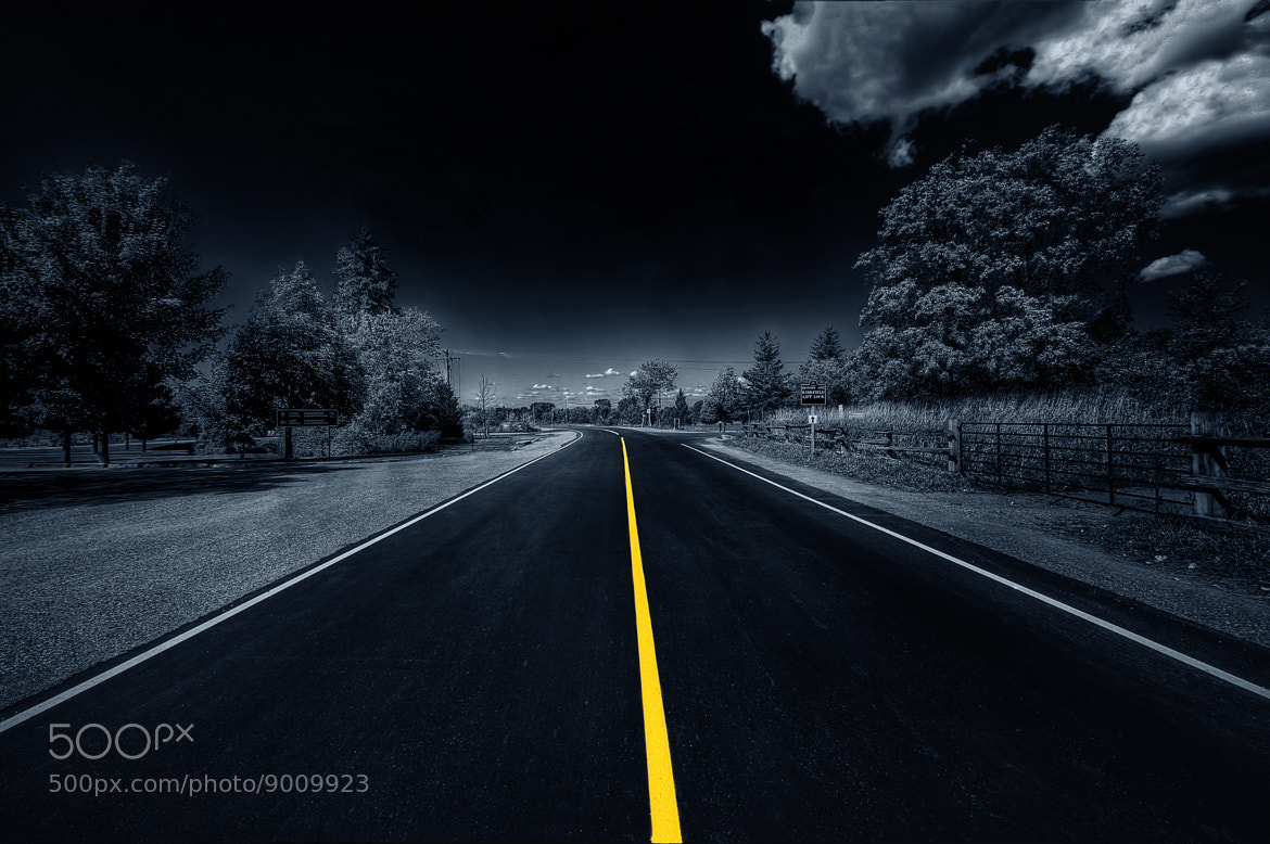 Photograph Where will it take me II by Roland Shainidze on 500px