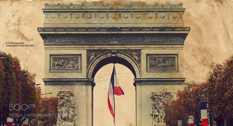 Photograph Paris 1910 by Kash G on 500px