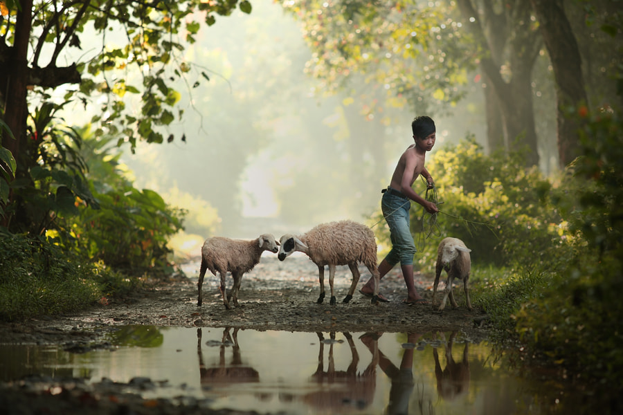 Photograph on sunday morning by dewan irawan on 500px