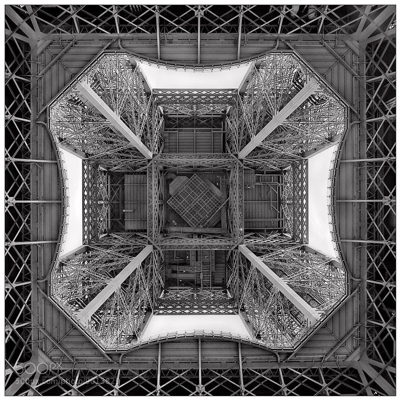 Photograph by Eiffel by Oles Savruk on 500px