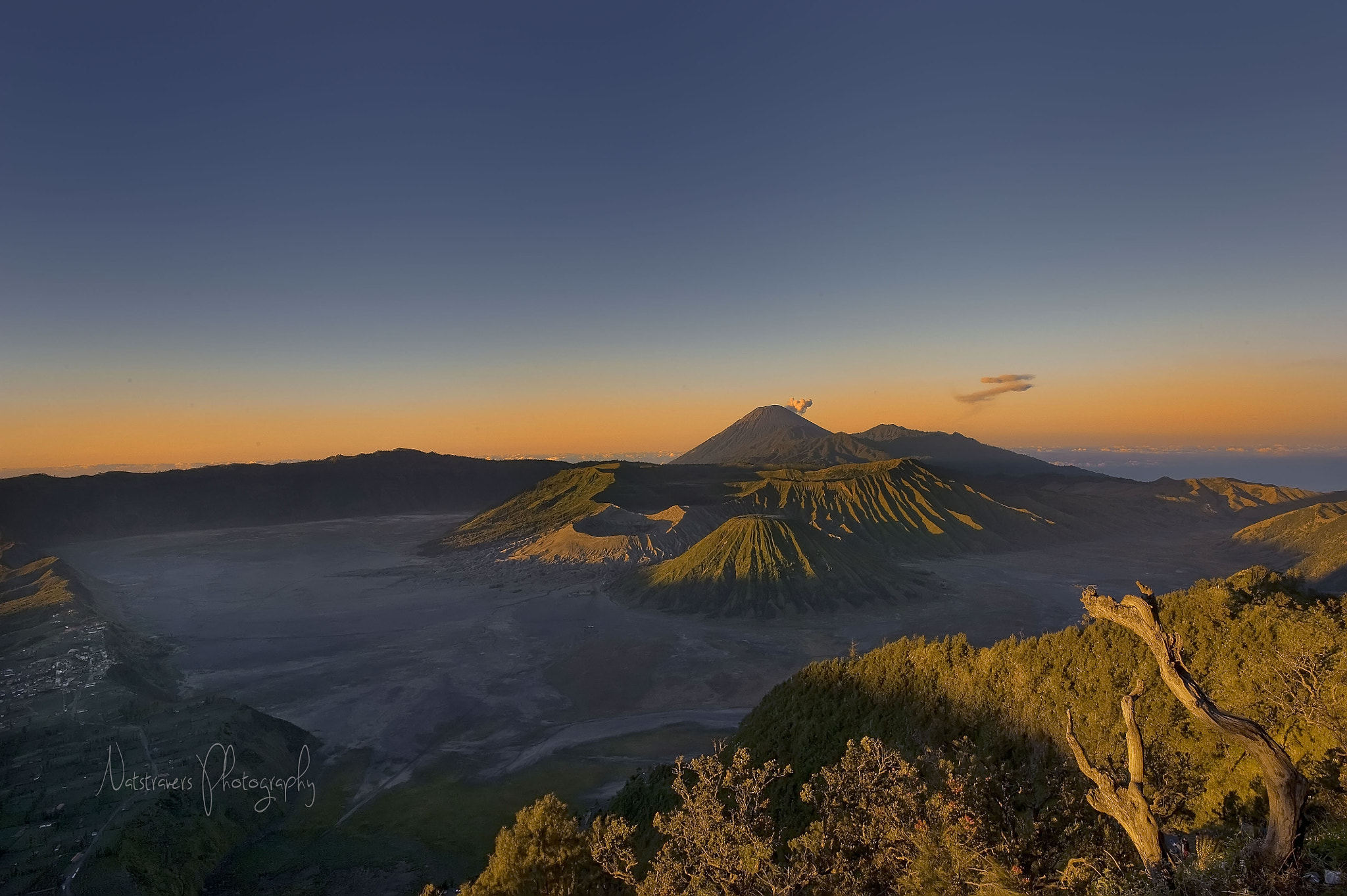 Photograph Sunrise at Mount Bromo by Nathalie Stravers on 500px