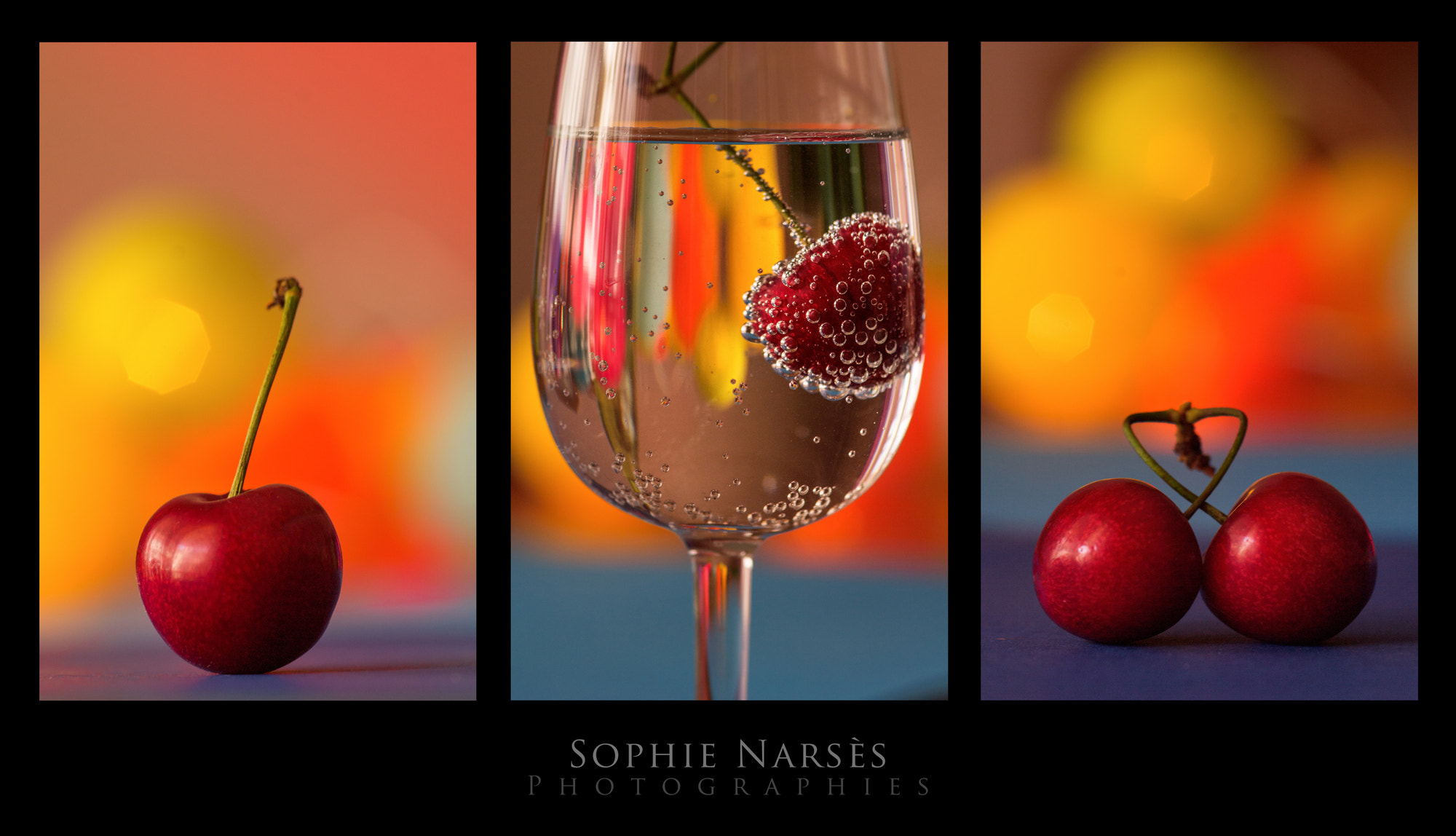 Photograph Cherries & co by Sophie Narses on 500px