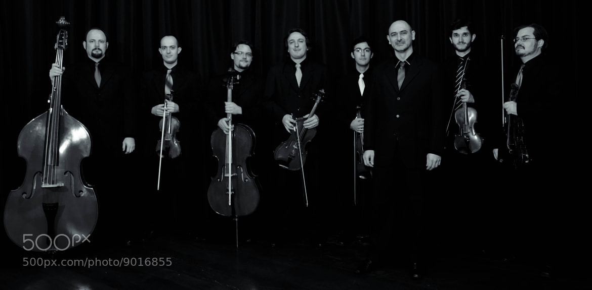 Photograph The Orchestra by Josué Braun on 500px