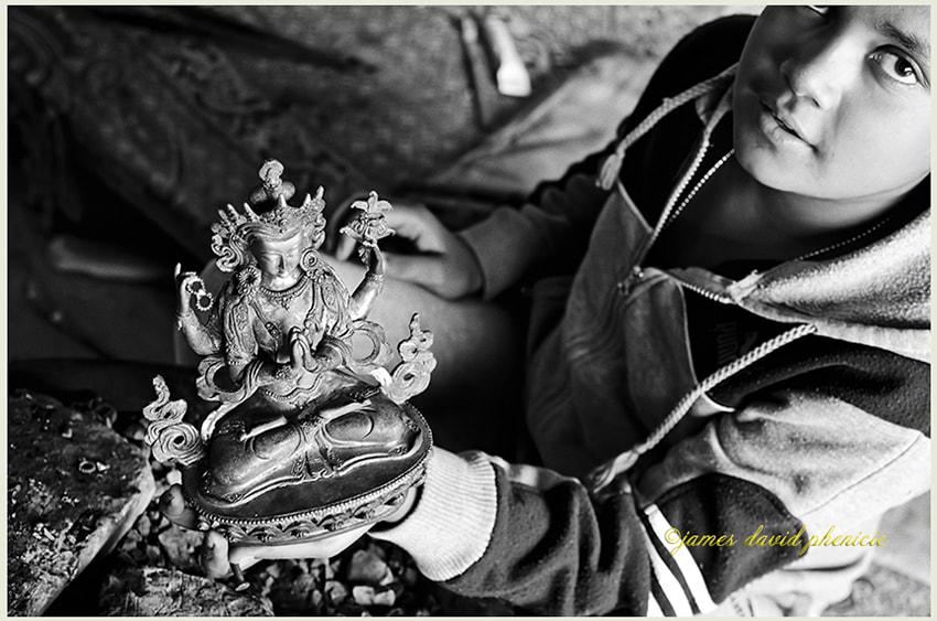 Nepal Series:  Hindu Sculpture