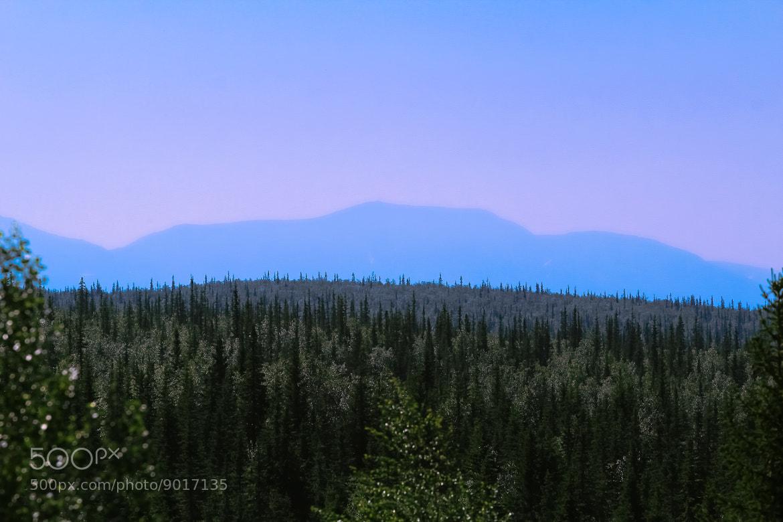 Photograph Mountain Landscape by Ilya Naimushin on 500px