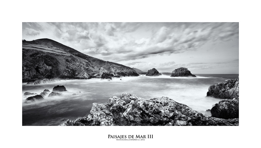 Photograph Paisajes de Mar III (Seascapes III) by Manuel Millán on 500px