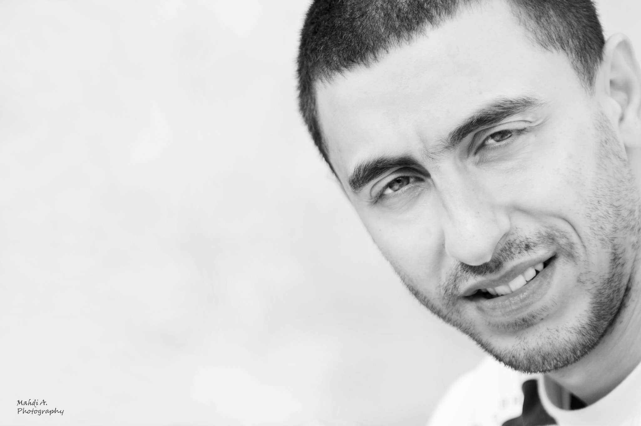 Photograph Hussam by Mahdi Ahmed on 500px