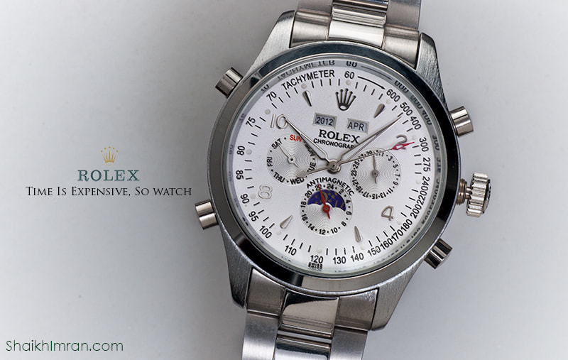 Photograph Rolex by Shaikh Imran on 500px