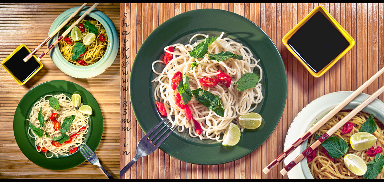 Photograph Some Nice Noodles  by Shaikh Imran on 500px