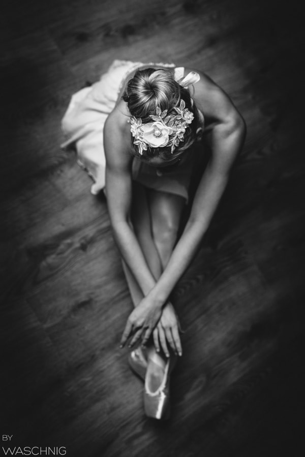 Ballerina by Daniel Waschnig on 500px.com