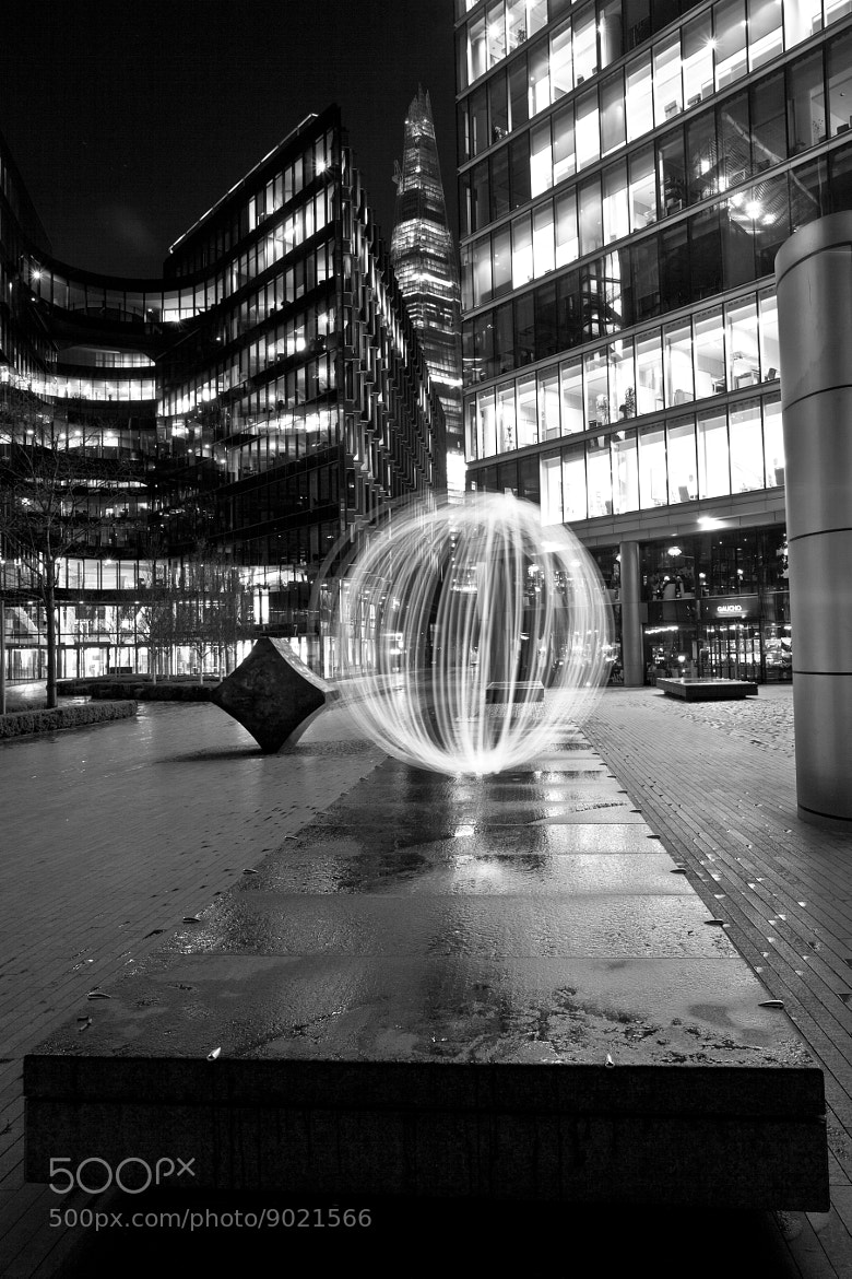 Photograph The Shard and the Orb by Stephen Matthews on 500px