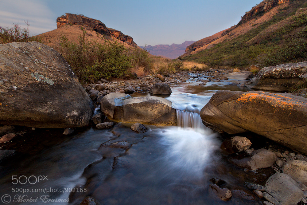 Photograph Gentle Mountain Stream by Morkel Erasmus on 500px