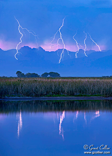 Photograph Lightning Storm by Grant Collier on 500px