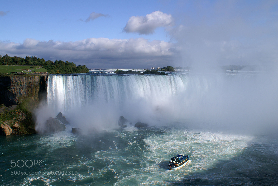 Photograph Niagara by LaMar  on 500px