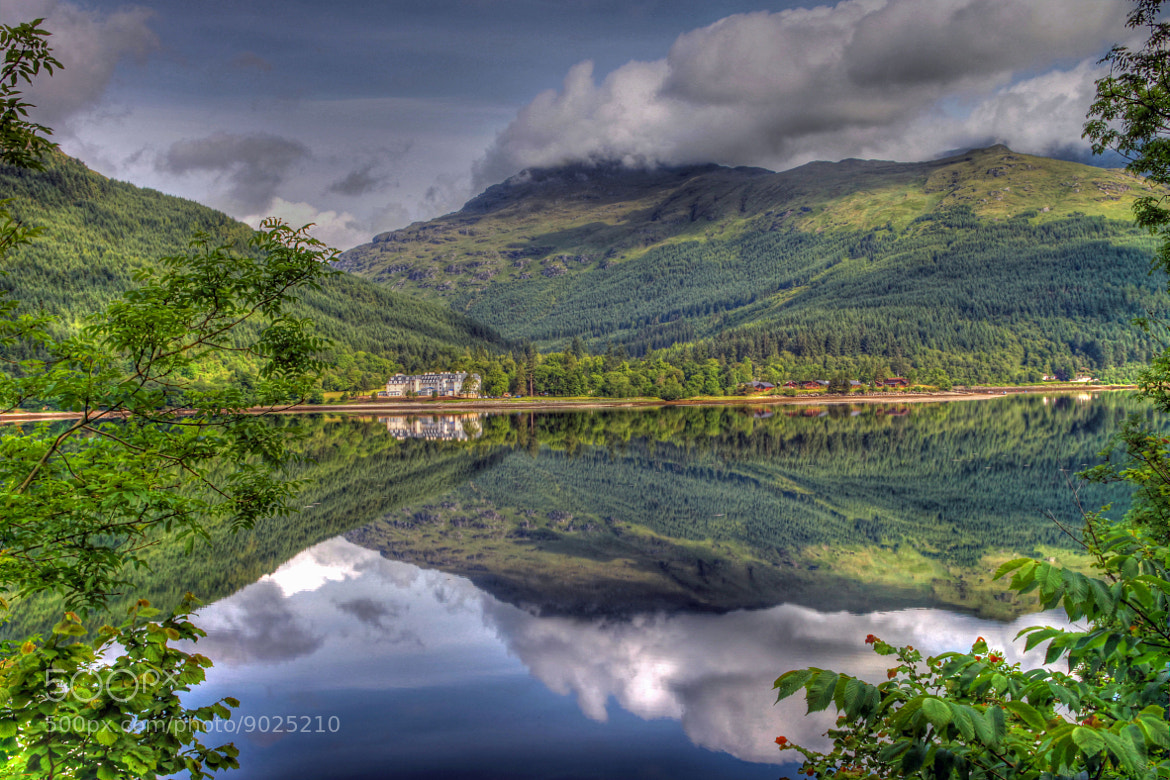 Photograph Loch Long by Hilda Murray on 500px