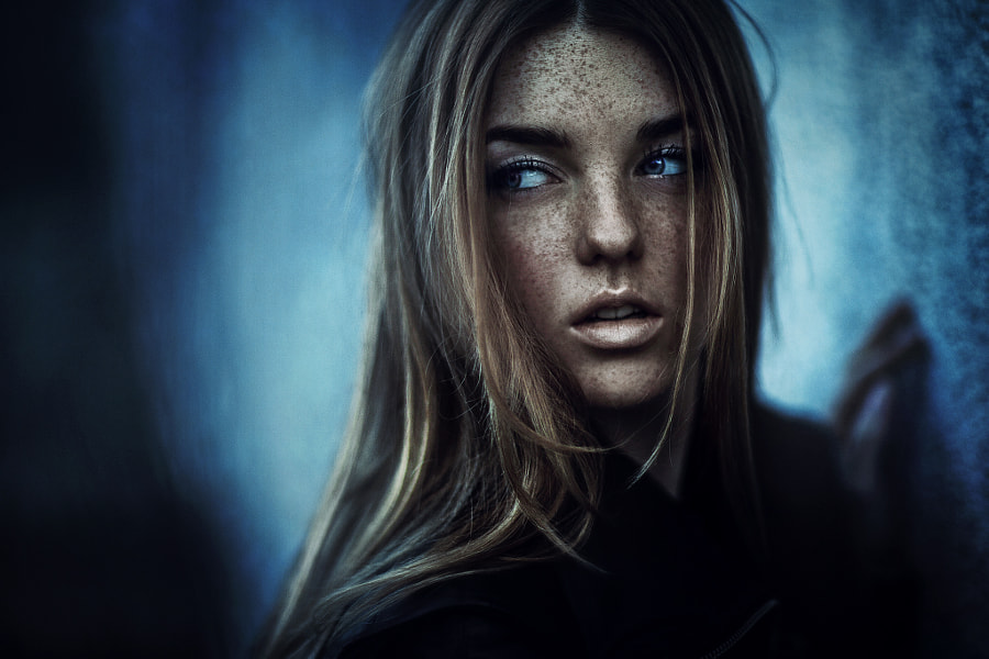 lara by jean | noir   on 500px.com