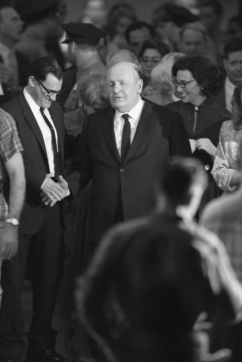Photograph Alfred Hitchcock by Timothy Jackson on 500px
