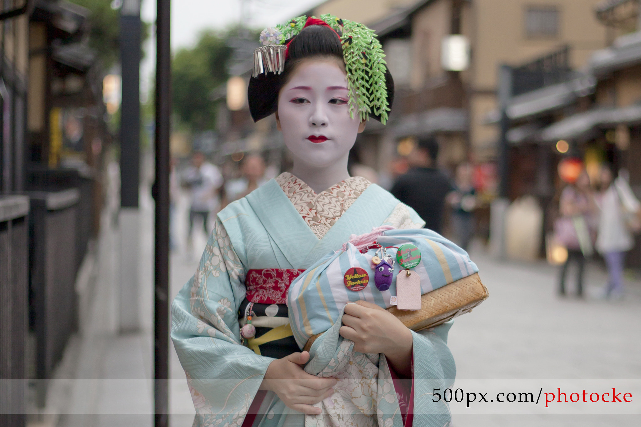Photograph Maiko by photo cke on 500px
