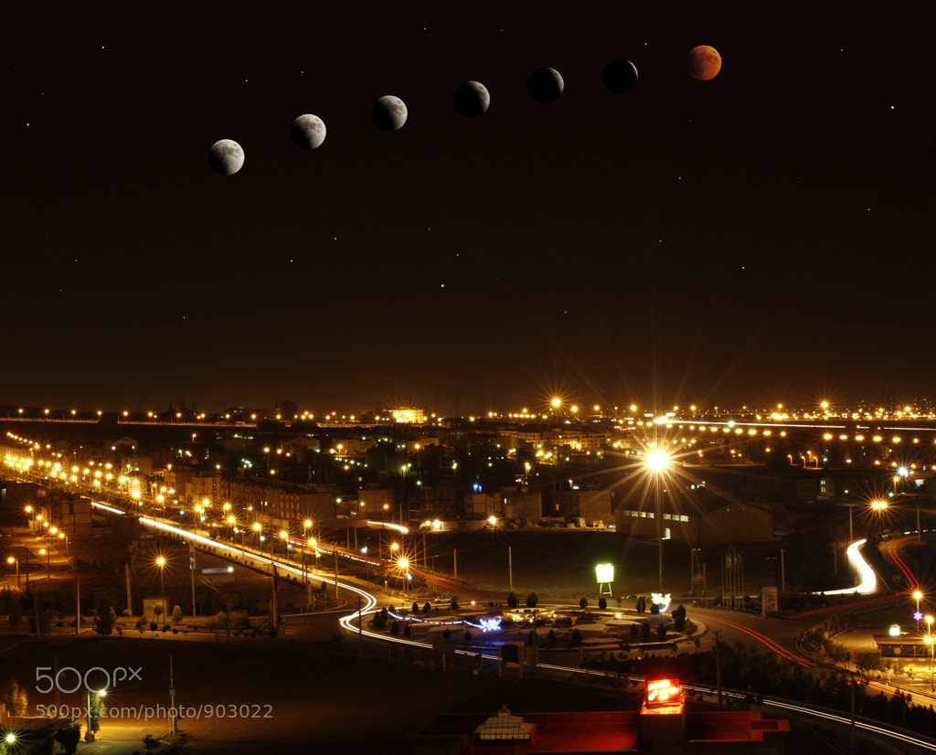 Photograph Eclipse2 by Soheil Yaghoobi Vije on 500px