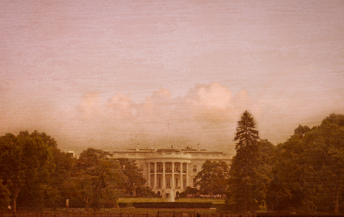 Photograph white house pink by michael thompson on 500px