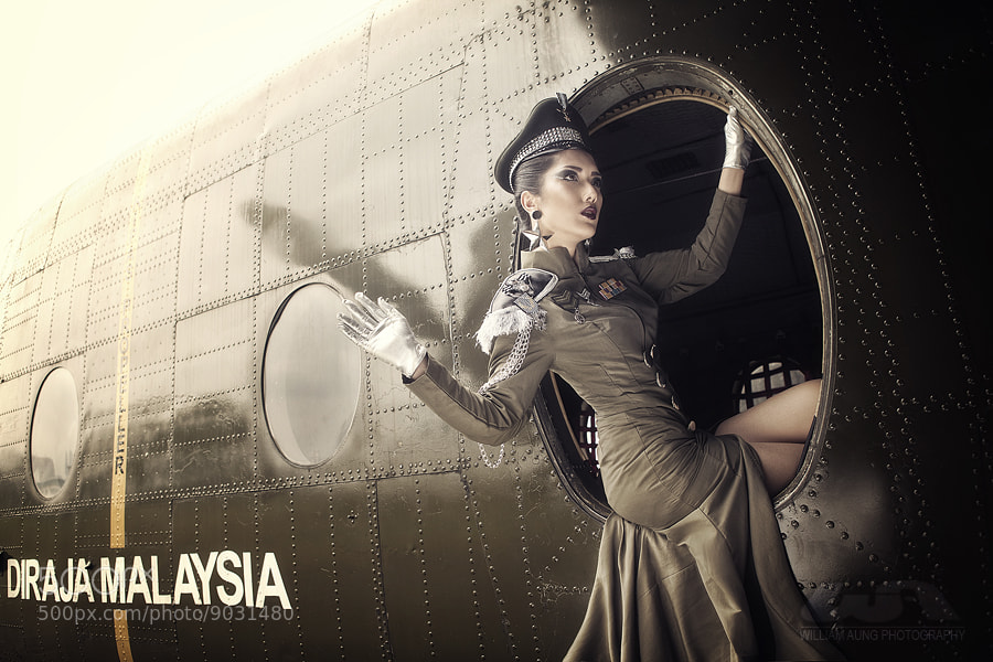 Photograph Air Malaysia by William Aung on 500px