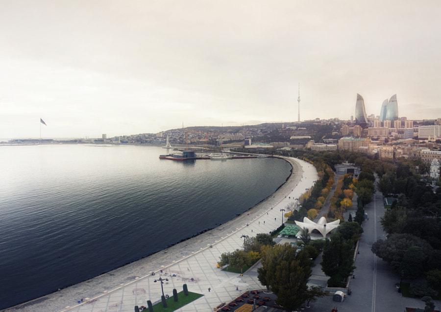 Baku Aerial o T