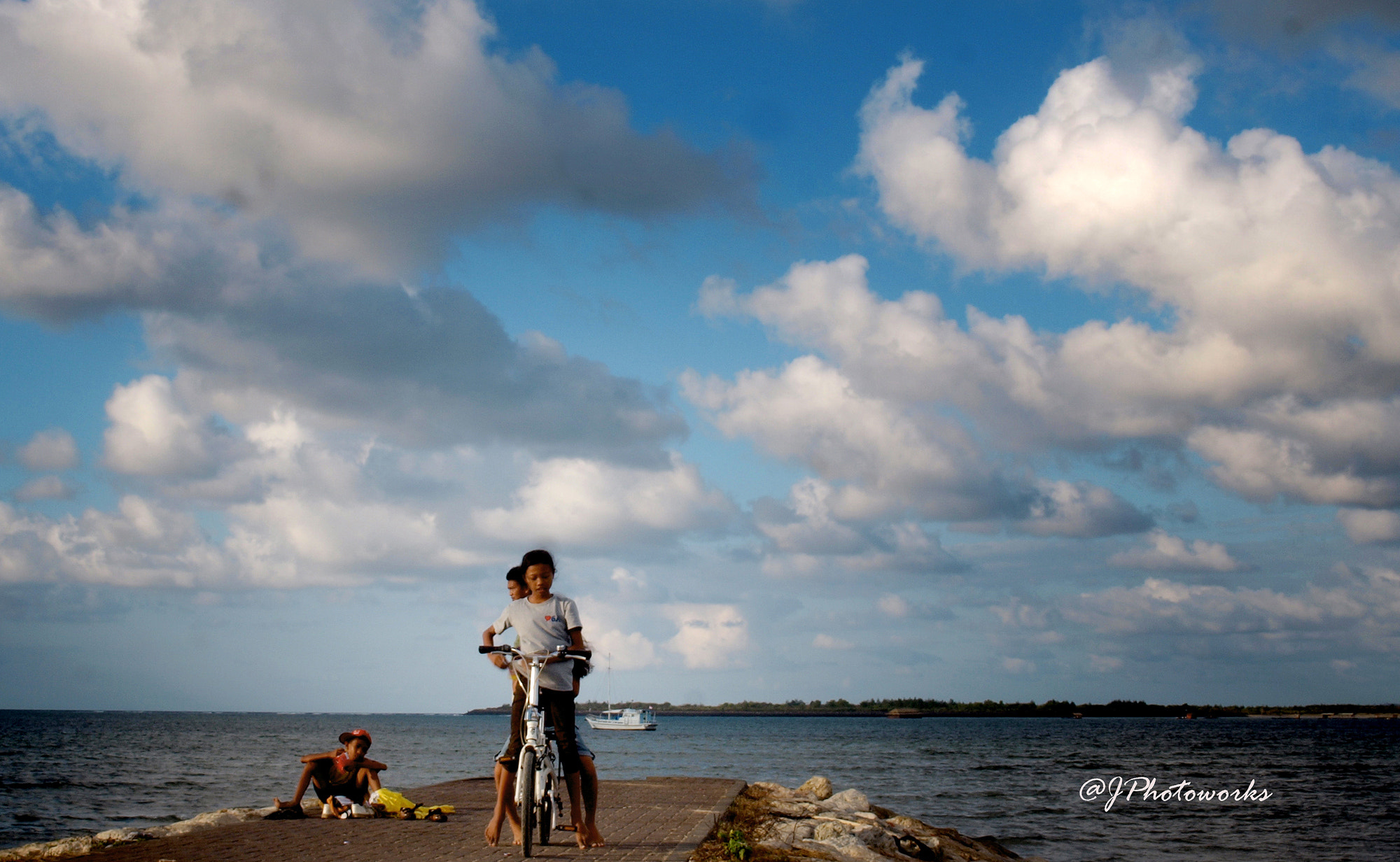 Photograph Beach Time  by johanes  siahaya on 500px