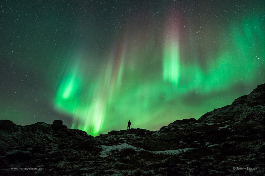Under the Lights by Tommy Eliassen on 500px