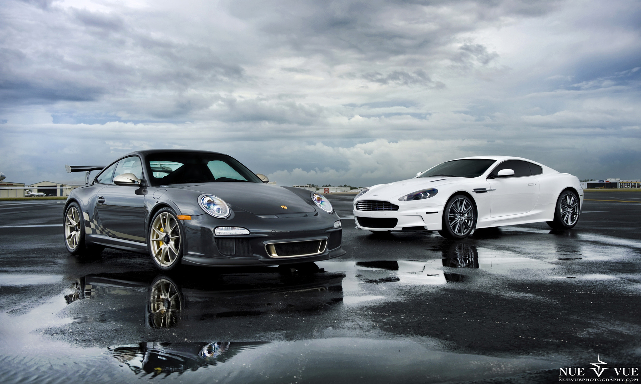 Photograph GT3RS and DBS by Nue Vue on 500px