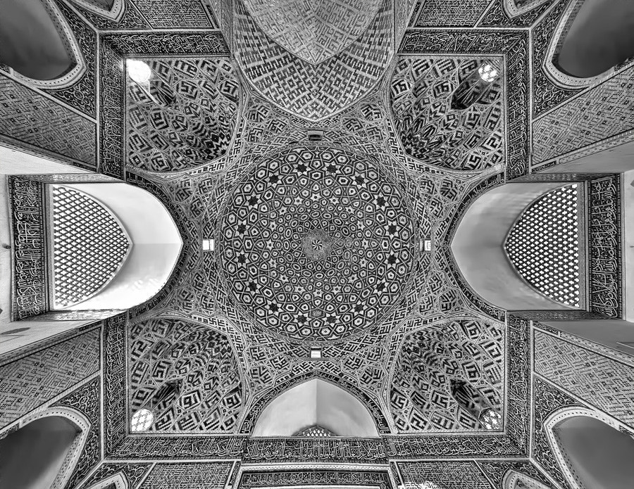 Photograph Jameh Mosque of Yazd by Mohammad Reza Domiri Ganji  on 500px