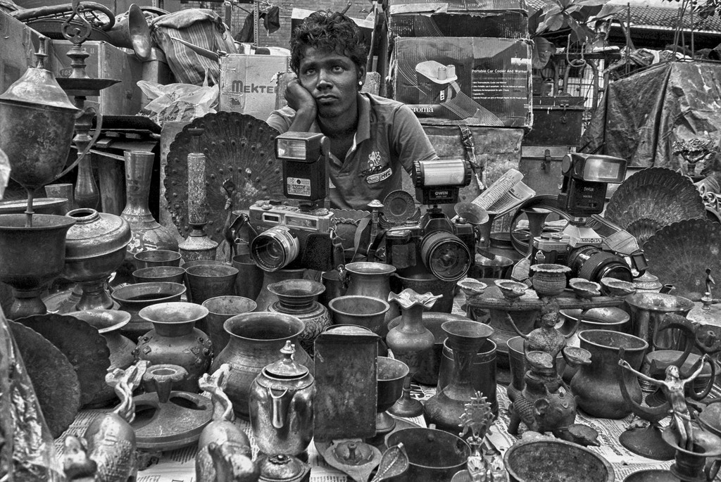 Photograph Aladin's Camera Genie  by Blindman shooting on 500px
