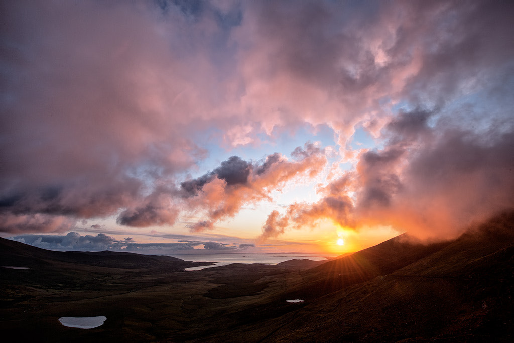 Photograph Sunrise at Connor Pass by John Barclay on 500px